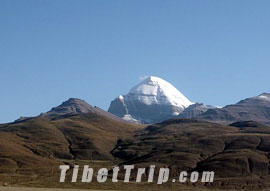 Ngari attraction - Mt. Kailash