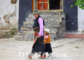 Shigatse people, Tibet